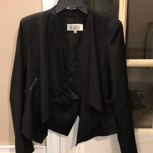 BB DAKOTA Asymmetrical Jacket / Blazer 8 Black